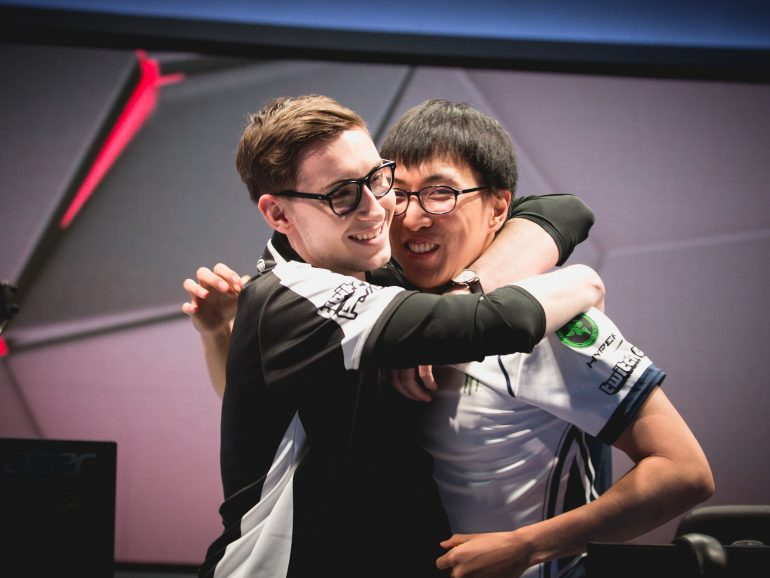 TSM BJERGSEN AND TL DOUBLELIFT