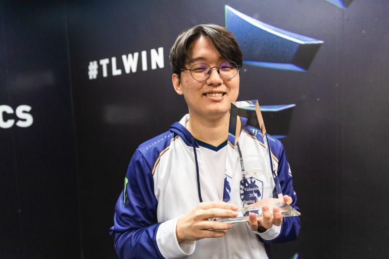 CoreJJ is 2019 Spring MVP