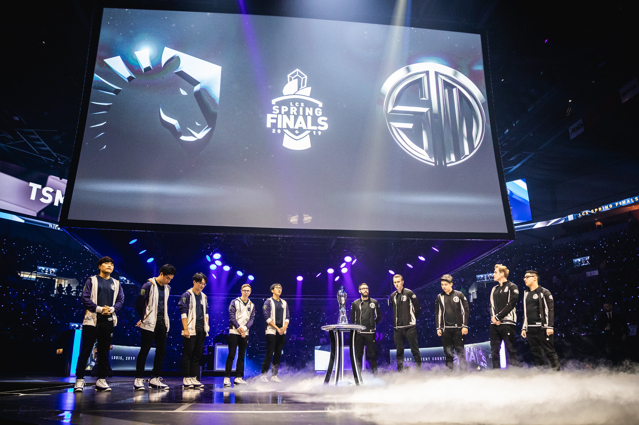 Image result for team liquid 2019 spring split victory