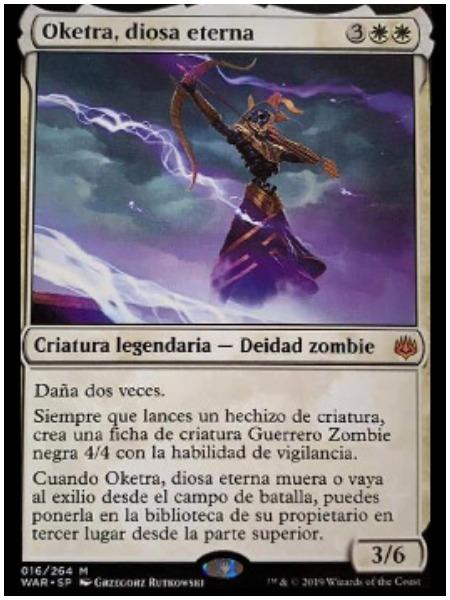 War of the Spark spoiler God-Eternal Oketra