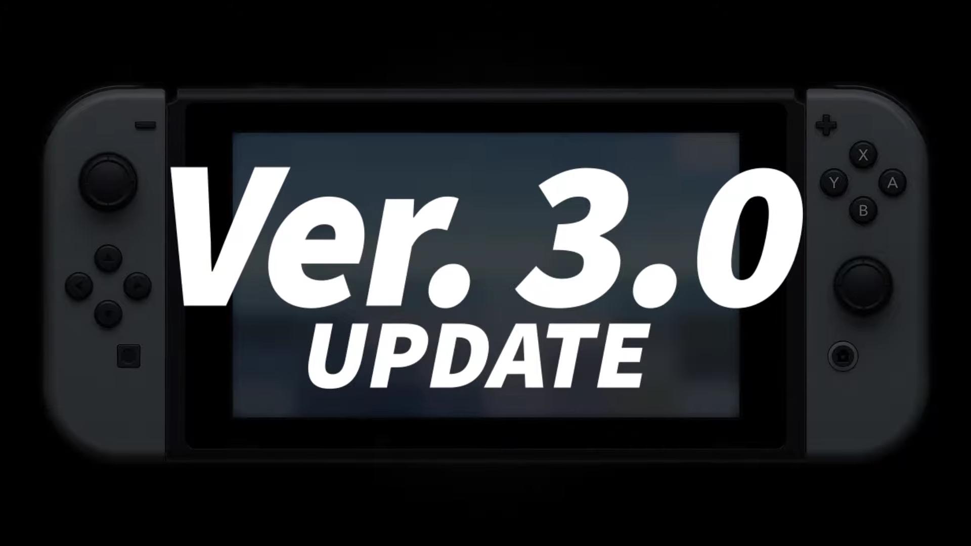 super smash bros ultimate update 3.0 not downloading