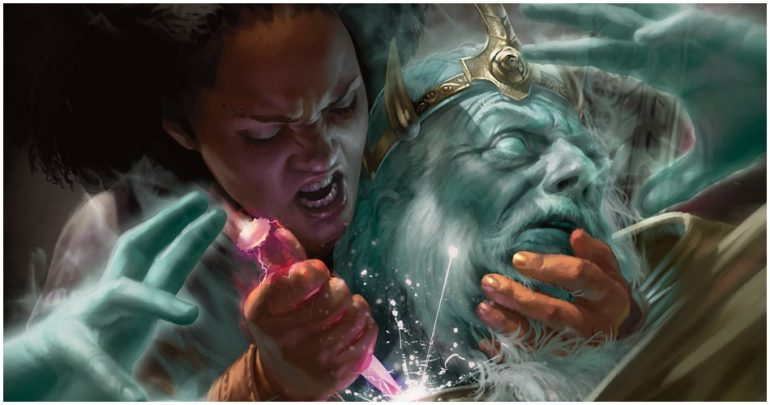 Kaya Magic: The Gathering War of the Spark spoiler