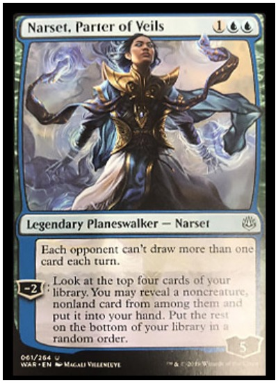 Here are the best MTG planeswalkers ruling the WotS Standard