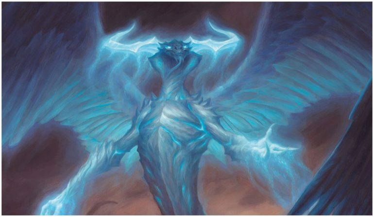 Ugin's Conjurant spirit creature spoiler in MTG War of the Spark