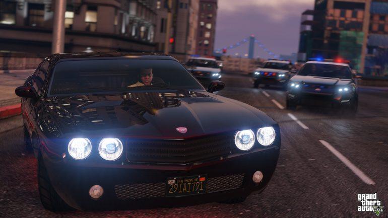 GTA V fan-trailer