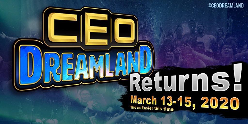CEO Dreamland 2020 announced, set for spring break | Dot Esports