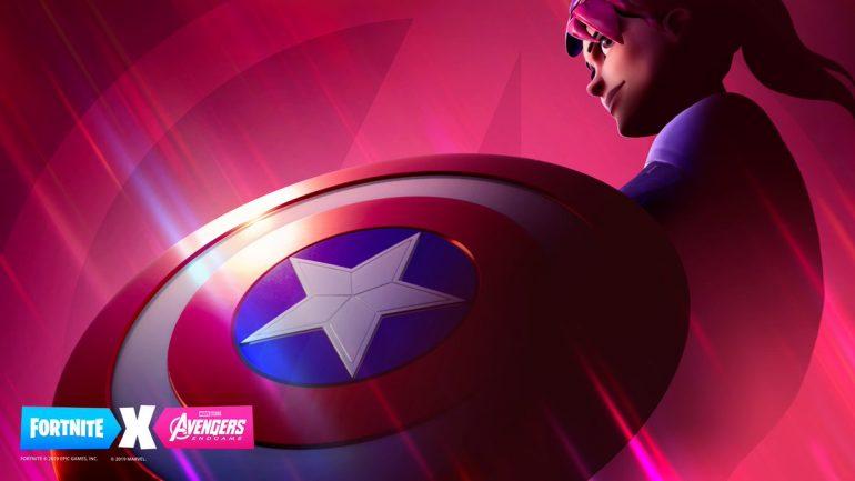 Fortnite x Avengers 1