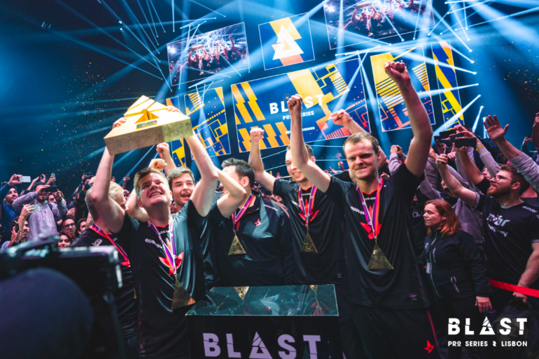 Astralis remains number one for a whole year