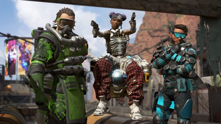 Apex Legends has problems