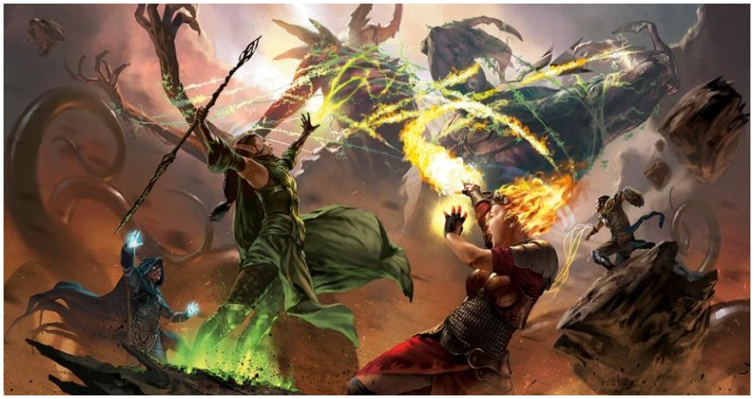 MTG War of the Spark pre-release Limited draft guide | Dot Esports
