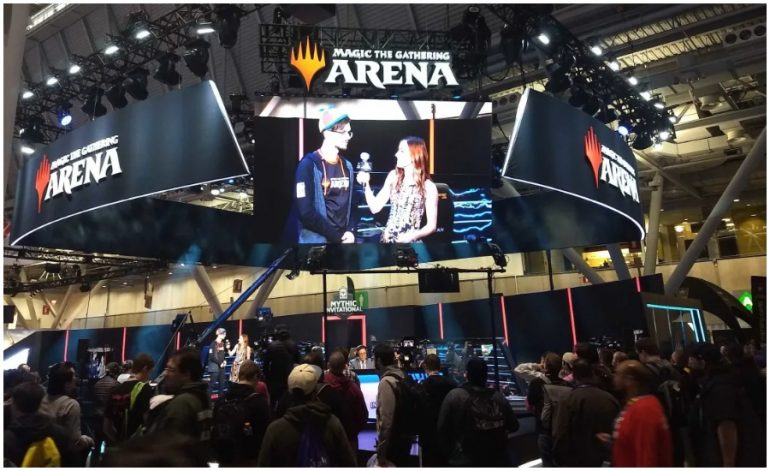 Magic: The Gathering Mythic Invitational MTG Arena