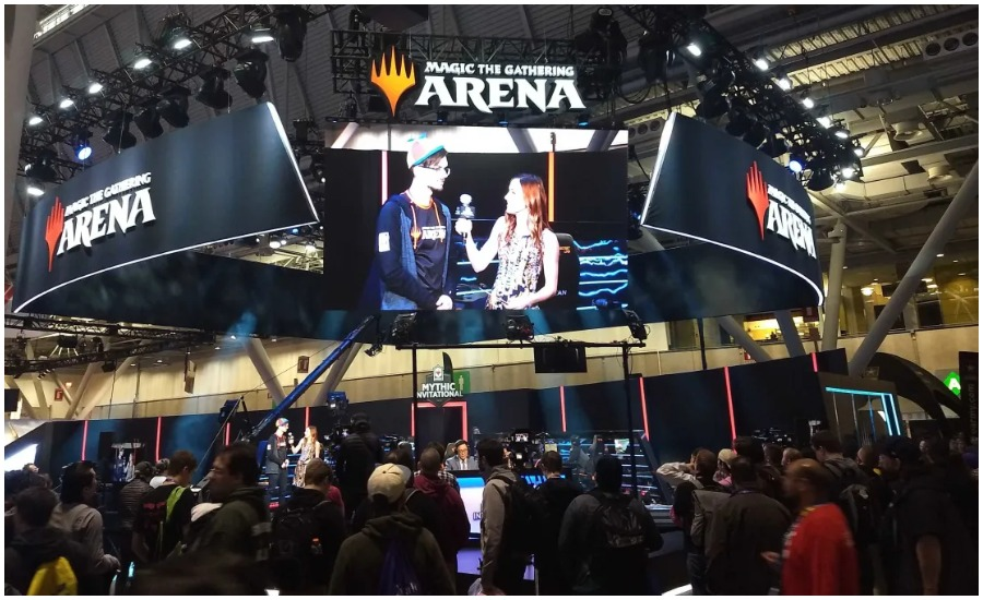 Magic: The Gathering tabletop and Arena boost Hasbro Q1