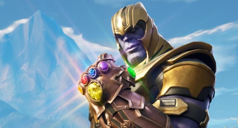 Fortnite Endgame Event Mode Pits Avengers Against Thanos