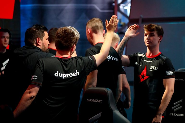 Astralis extends Nuke win streak