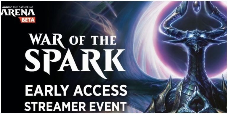 Magic: The Gathering Early access streamers event