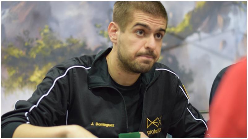 Javier Dominguez Magic the Gathering Pro player Mythic Championship