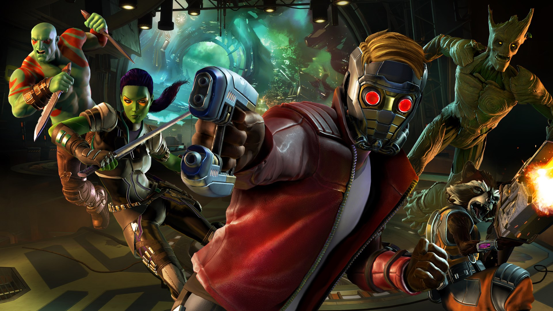 933e15f50 Leaked Guardians of the Galaxy Star Lord outfit could be coming to Fortnite