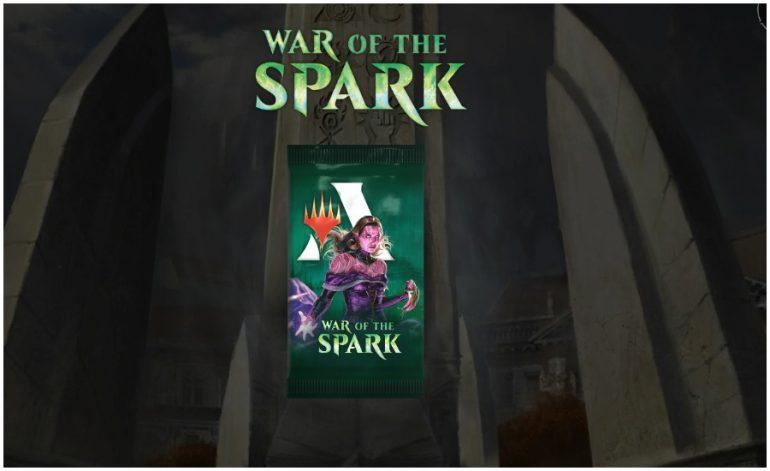 MTG Arena War of the Spark booster pack