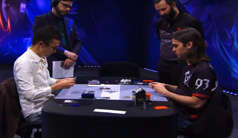 MTG featured tables Mythic Championship II London