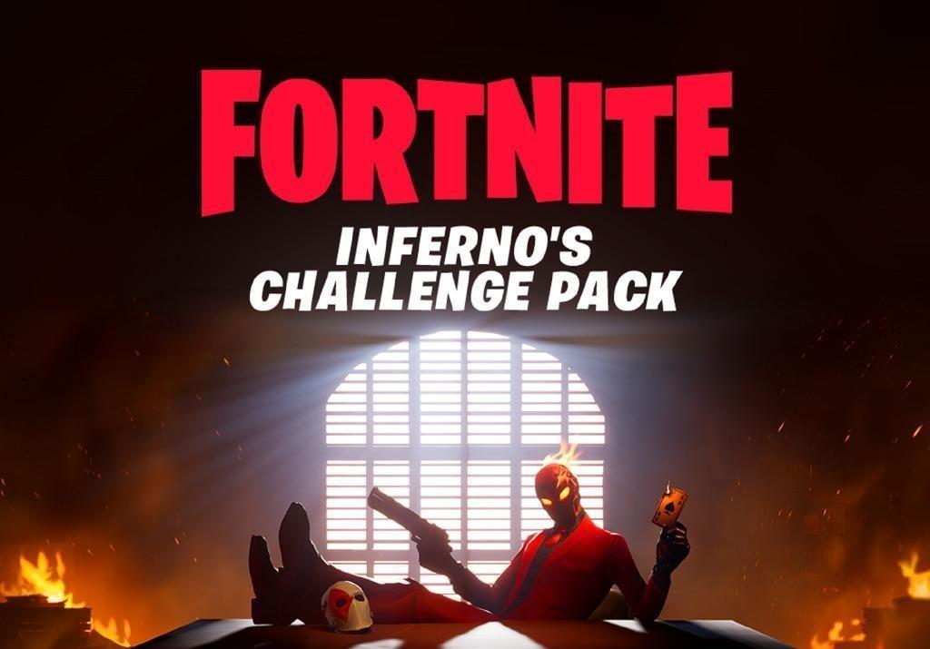 Fortnite's Inferno bundle challenges and rewards have been