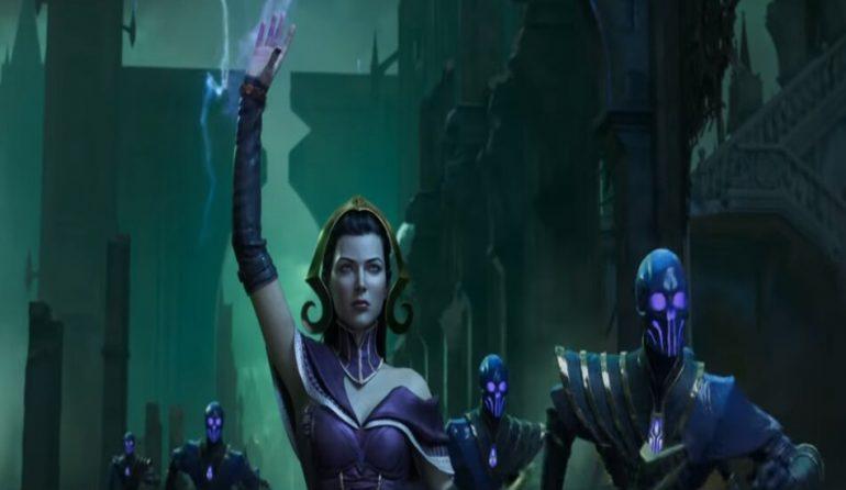 Liliana, Dreadhorde General MTG Arena War of the Spark
