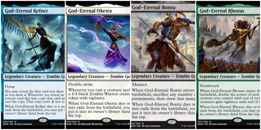 God Eternal MTG War of the Spark