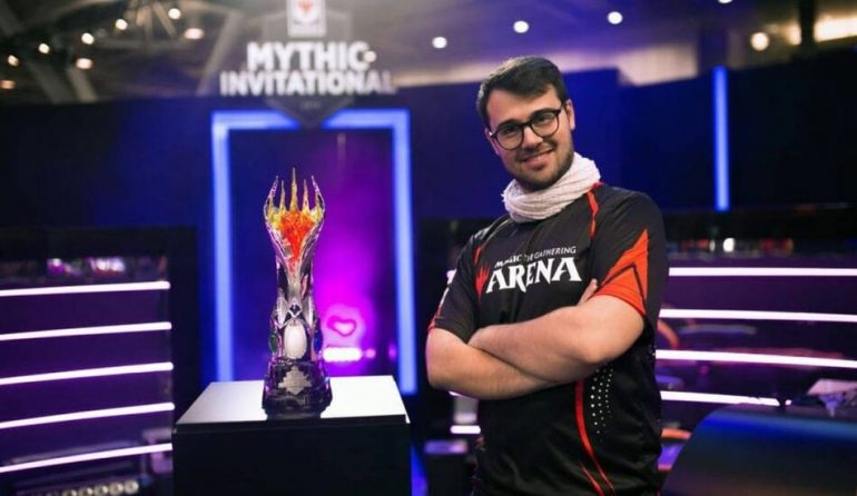 Andrea Mengucci MTG Mythic Invitational Champion