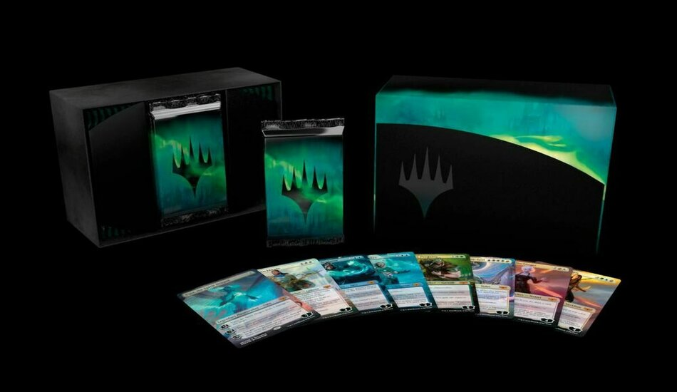 War of the Spark Mythic Edition box set
