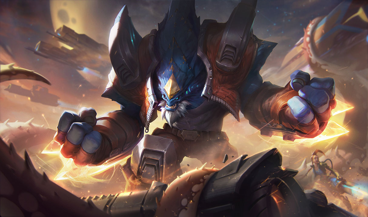 Big Malphite changes are headed to the League of Legends PBE