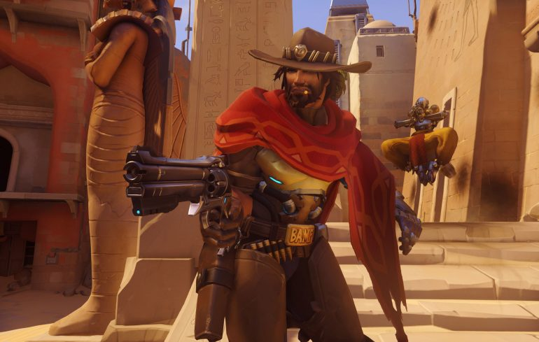 McCree hot potato