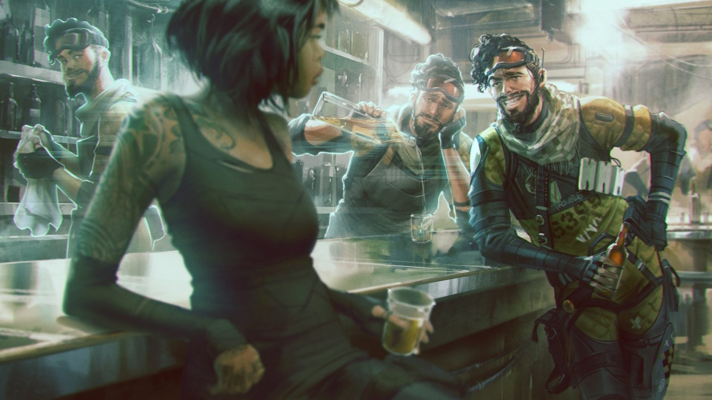 Apex Legends Valentine's Day Event Returns With New Loot