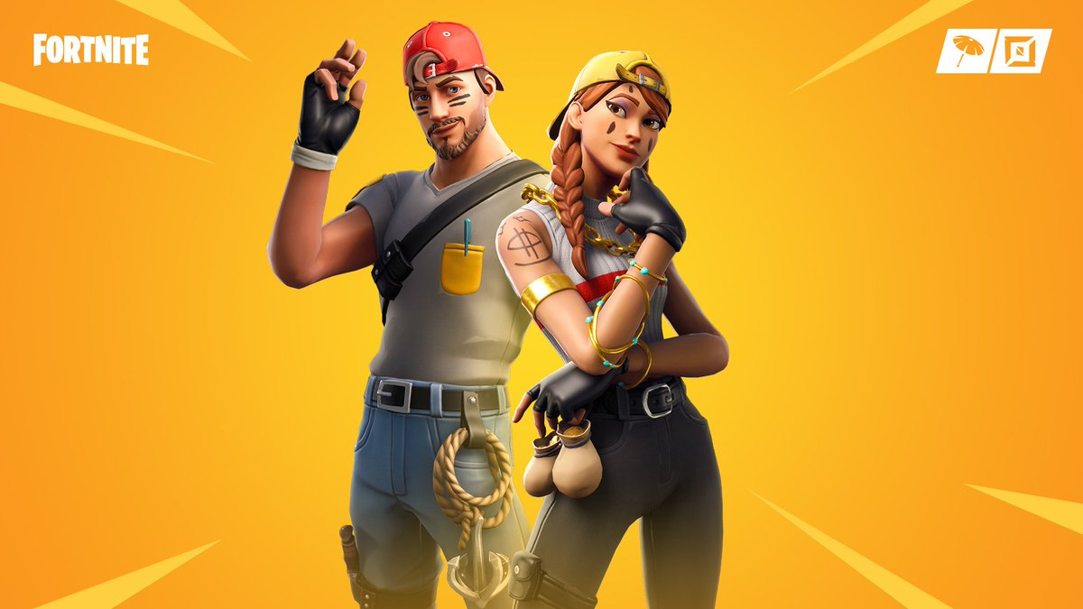 Fortnite's new Aura and Guild skins are available after being made