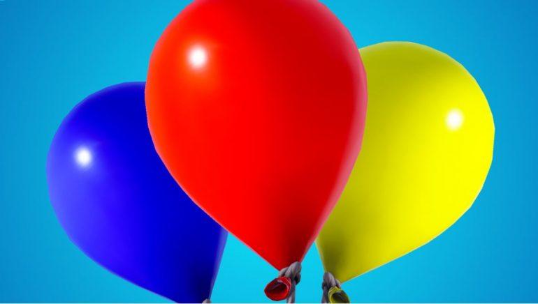 Balloons-fortnite