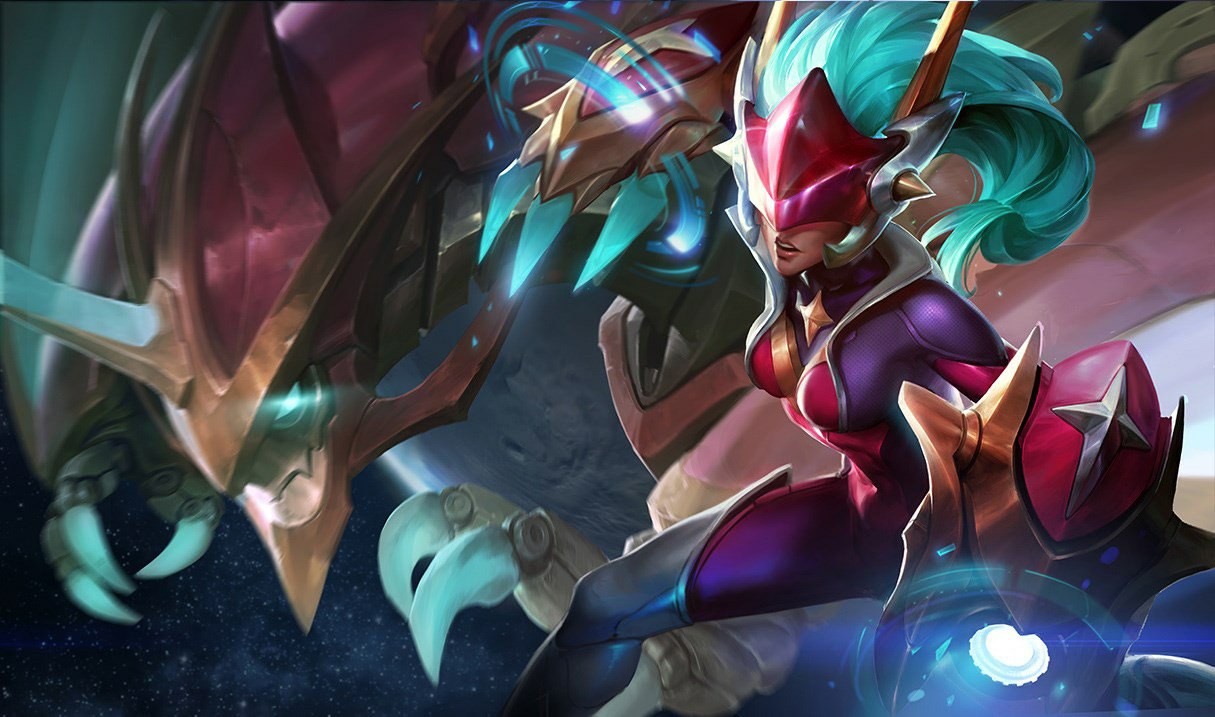 Riot is letting fans choose the next champion update for
