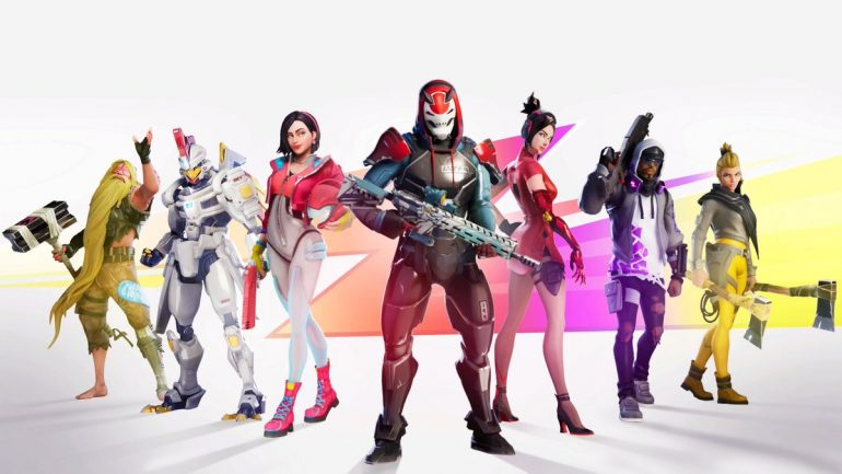 Fortnite season 9 main menu