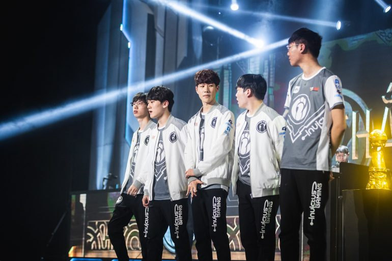 2019 MSI Group Stage Day 1
