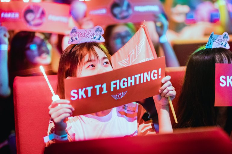 2019 MSI Group Stage Day 3 SKT