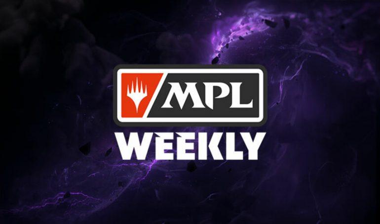 Week One MTG MPL Weekly via MTG Arena