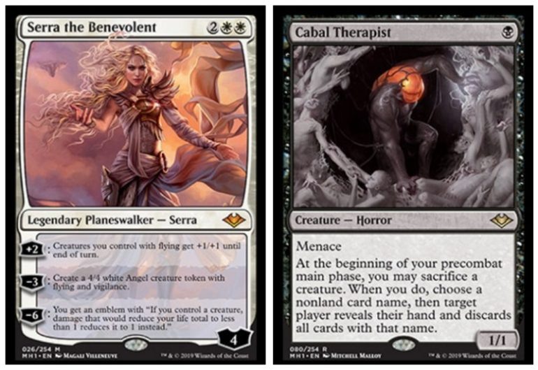 the first mtg modern horizons spoilers are here  dot esports