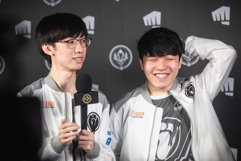 2019 MSI Group Stage Day 3 IG win