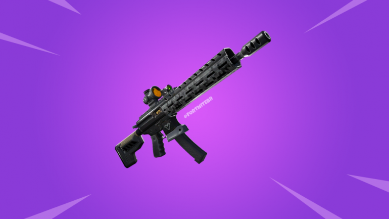 tactical assault rifle fortnite