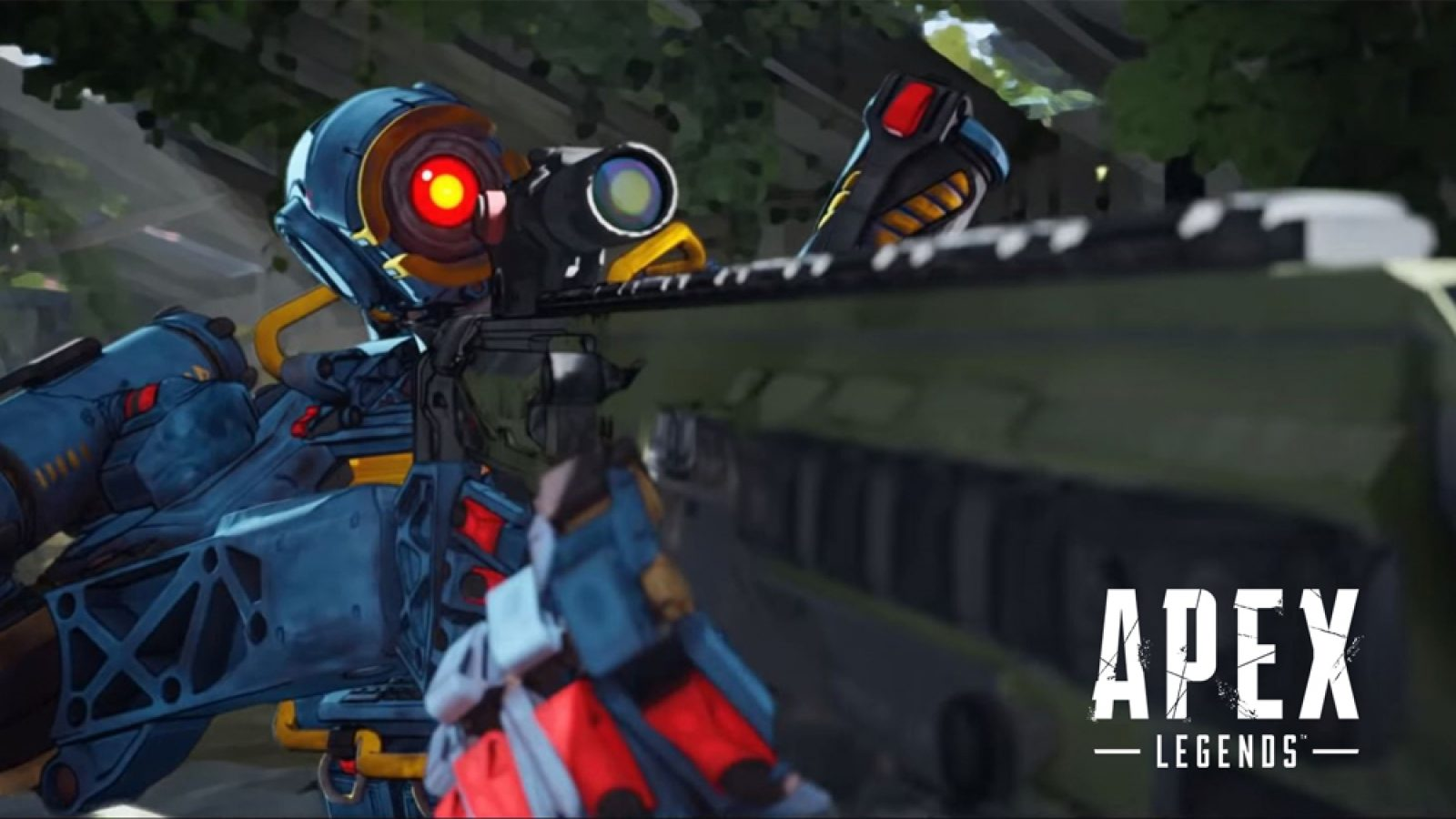 How to efficiently improve your aim in Apex Legends | Dot