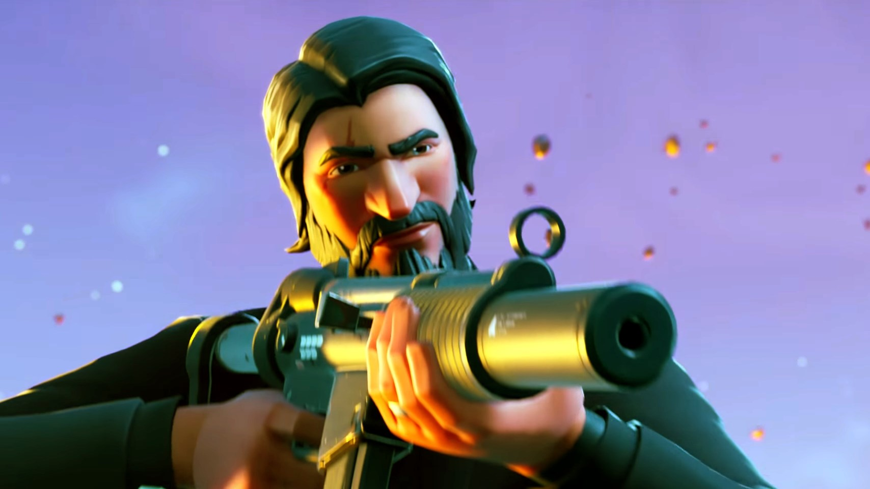 John Wick Is Thinking He's Back Thanks To New Fortnite Crossover Event