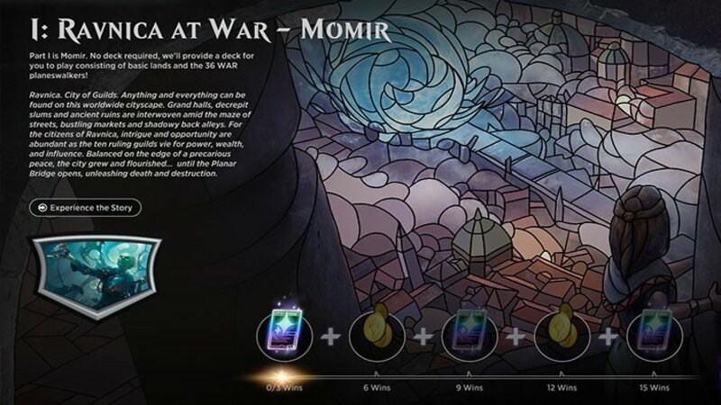 MTG Arena May State of the Beta event structure