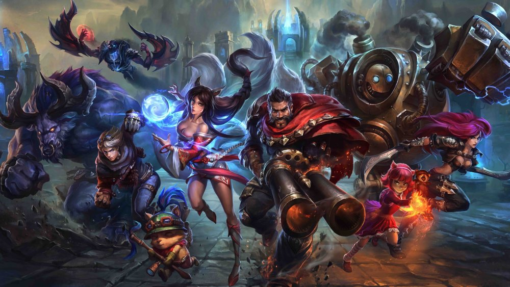 US government blocks League of Legends in Syria and Iran amid escalating tensions | Dot Esports