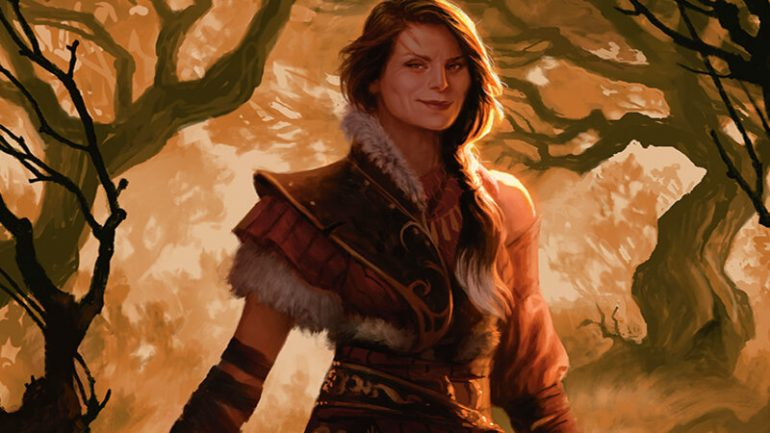 Arlinn, Voice of the Pack MTG War of the Spark