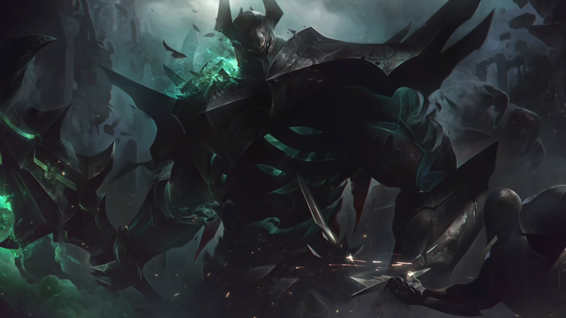 Mordekaiser's new ultimate is absolutely broken | Dot Esports