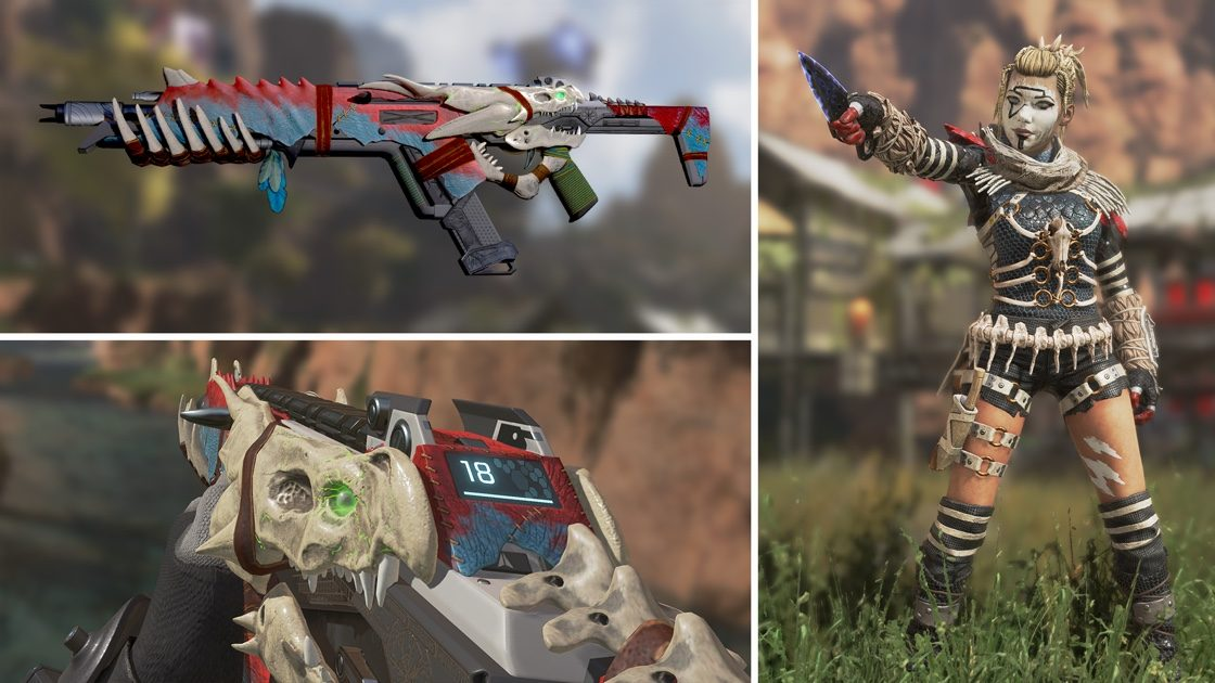 Apex Legends unveils The Legendary Hunt limited time event