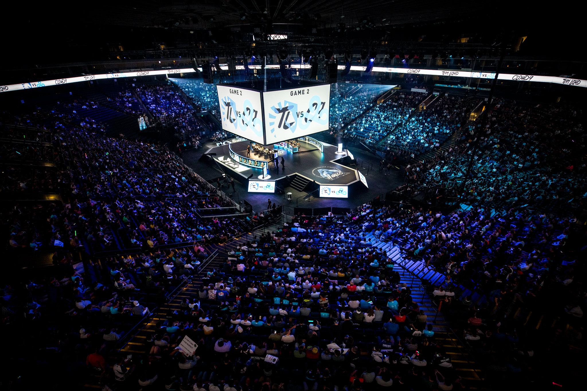 The 2019 LCS Summer Split finals will be held in Detroit