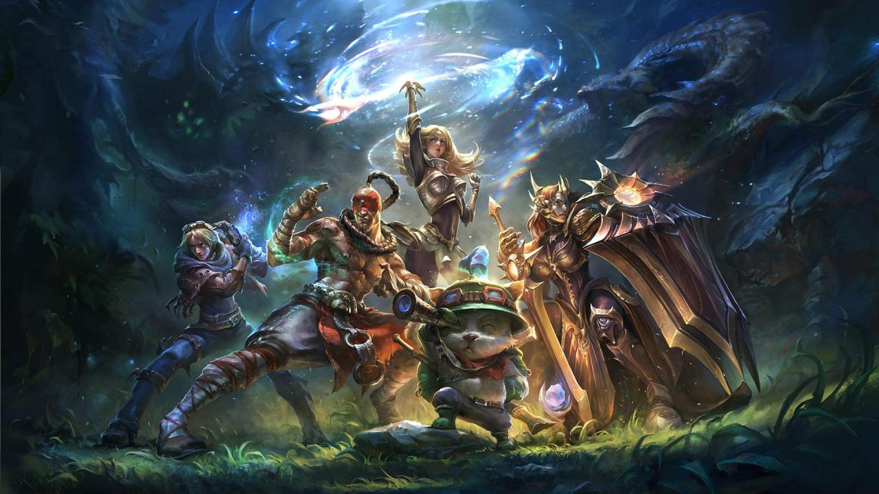 best service so cheap shop best sellers League of Legends Weekly Free Champion Rotation